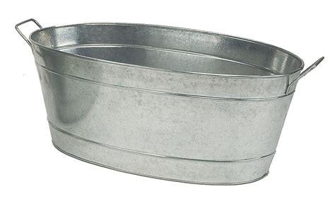 cooler tubs for drinks achla large oval steel tub beverage cooler c 55 ebay