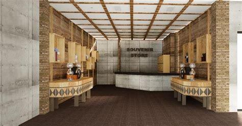 jasa interior  murah jasa gambar desain lobby interior
