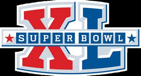 Super Bowl Xl Logo Rob Williams Flickr