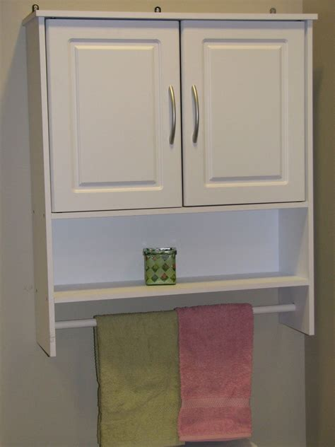 Bathroom Wall Cabinet With Towel Bar by Bathroom Cabinet Fancy Bathroom Wall Cabinet Towel Bar
