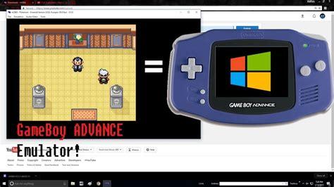 gameboy color emulator gameboy advance emulators best gba emulators for pc