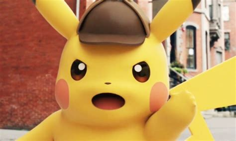 Detective Pikachu Set To Release In May 2019