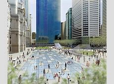 New Plans For Dilworth Plaza Redesign Include Cafe, Ice