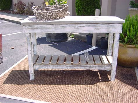 Outdoor Indoor Buffet Bar Table Island Just Fine Tables