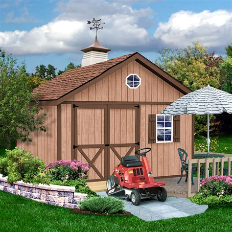 12 x 12 shed kit best barns brandon1212 12 x 12 brandon storage shed kit