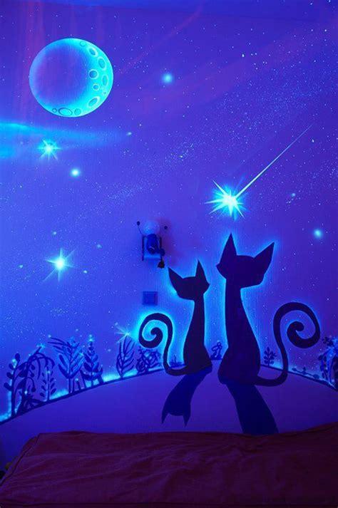 Glow In The Dark Bedroom Decoration