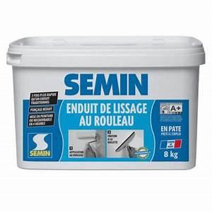 Crépi Intérieur Au Rouleau : enduit lissage au rouleau 8 kg castorama ~ Dailycaller-alerts.com Idées de Décoration