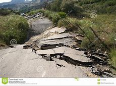 Broken Road Royalty Free Stock Images Image 17076969