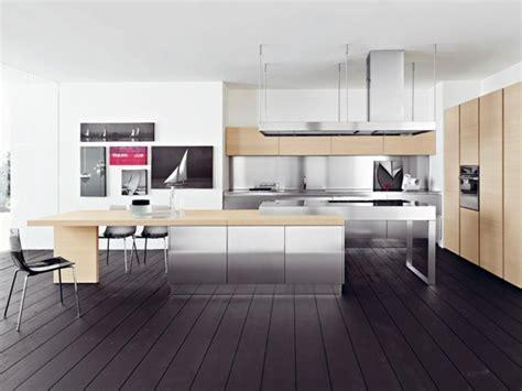 ilot cuisine design cuisine design avec ilot central dootdadoo com idées