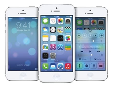 new iphone update ios 7 interface and new features detailed the