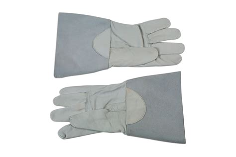 Large Electric Vehicles by Large Electric Vehicle Leather Mechanic Overgloves Worn