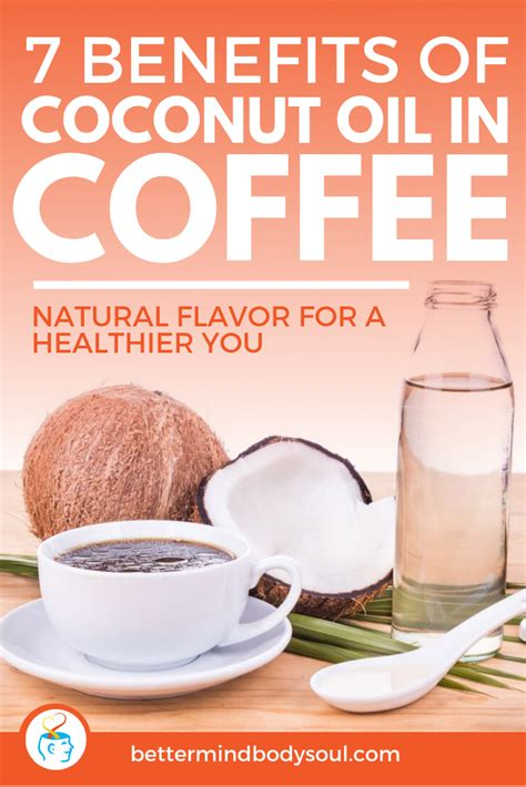 Have fewer nutrients when you remove the water and oil it is a bare contender. 7 Ways Coconut Oil In Coffee Will Benefit You | Coconut oil coffee, Benefits of coconut oil ...