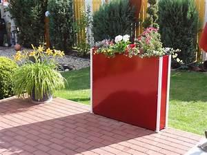 Blumenkübel Mit Sichtschutz : pflanzkasten blumenkasten farbe gr e 90 cm x 103 cm ~ Sanjose-hotels-ca.com Haus und Dekorationen
