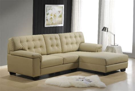 L Shaped Sofa Sectional Sofa With Chaise Leather L Shaped