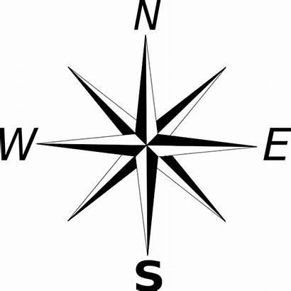 Compass Clipart Simple Transparent Webstockreview