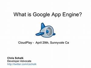 What Is Google App Engine