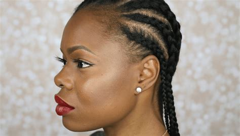 Easy Cornrow Hairstyles For by Easy Beginner S Guide To Great Looking Cornrows New Year