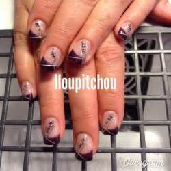 image d 233 co d ongle en gel skyrock ongle ongles gel nail and