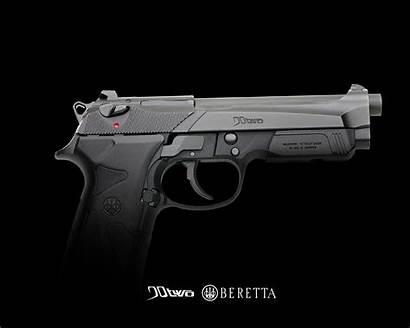 Beretta Shotgun Gun Handgun Looking Thread Desktop