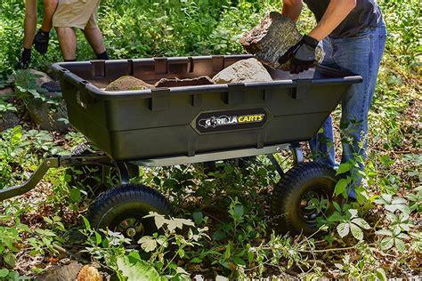 best garden cart 10 best garden cart review 2018 gardening mystery
