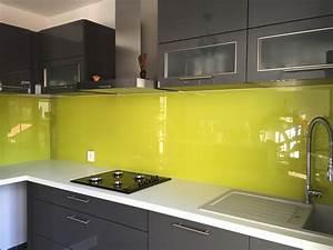 Sous Verre Sur Mesure : verre laqu sur mesure couleurs au choix professionnel ~ Melissatoandfro.com Idées de Décoration