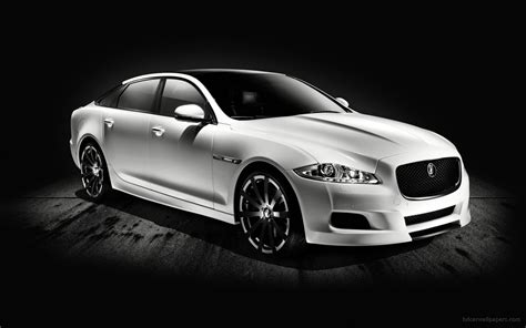 2010 Jaguar Xj75 Platinum Design Concept Wallpaper