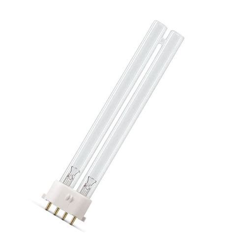 2g7 9w pl dulux s e4 pin low energy bulb lighting superstore