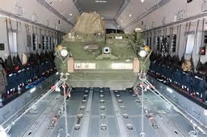 Stryker Vehicle Load Plan