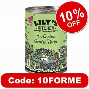 Lily's Kitchen An English Garden Party Wet Dog Food Free