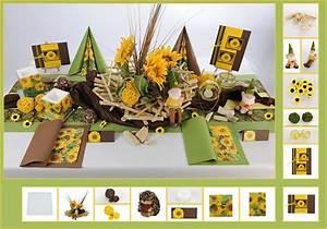 Tischdeko Mit Sonnenblumen : geburtstags tischdeko mit sonnenblumen tafeldeko ~ Lizthompson.info Haus und Dekorationen