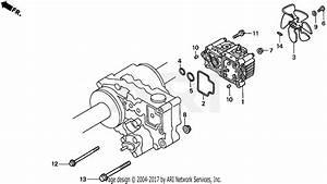 Honda H2113 Hma Lawn Tractor  Usa  Vin  Mzbf