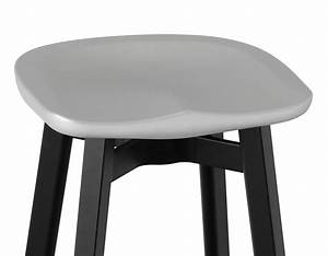 Su Small Stool With Plastic Seat