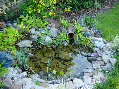 small garden with pond small pond small garden ponds pinterest