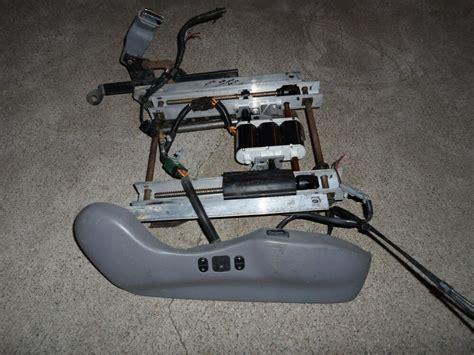95 96 97 ford explorer mercury mountaineer power seat track passenger rh ebay