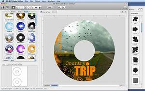 cd dvd label maker on the mac app store With free online cd cover maker