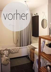 Oh What A Room : mein bad voller diys 1 fliesen streichen oh what a room bloglovin ~ Markanthonyermac.com Haus und Dekorationen