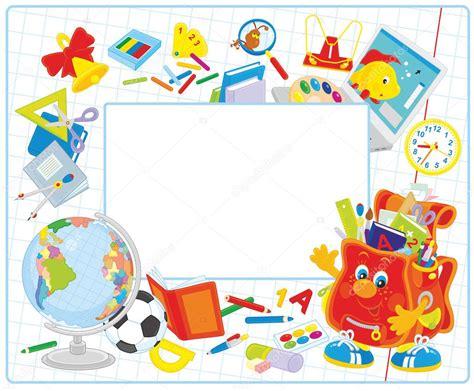 quadro de escola vetor vetor de stock 169 alexbannykh 101127198