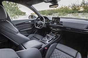 Essai Audi Q5 : essai audi q5 2017 le test du nouveau q5 essence et diesel photo 16 l 39 argus ~ Maxctalentgroup.com Avis de Voitures