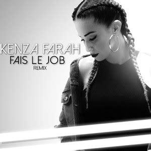 kenza farah tous les albums  les singles