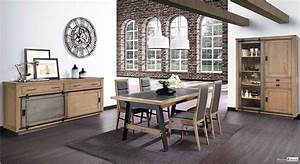 meubles richard With salle a manger style industriel