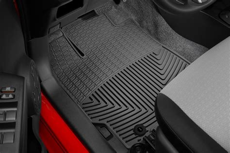 floor mats all weather weathertech 174 w263 toyota prius 2012 2015 all weather floor mats