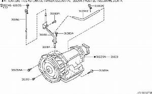 Infiniti Fx35 Transmission Automatic  Fitting  Assembly