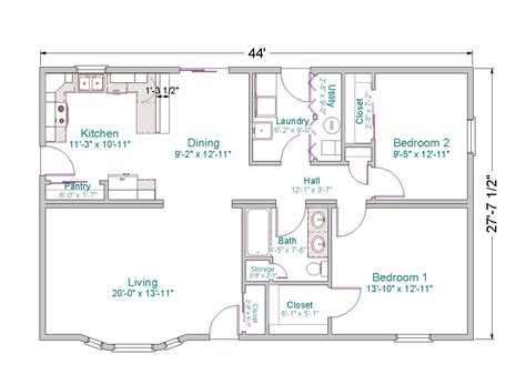 floor planner free free ranch style home floor plans