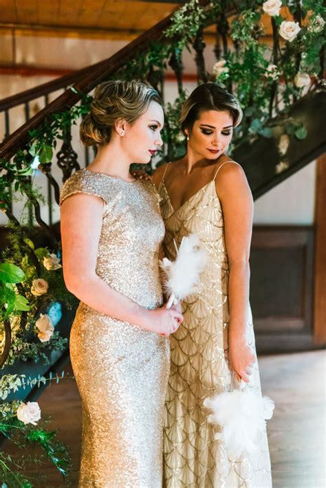 Great Gatsby Themed Wedding POPSUGAR Love &Photo 27
