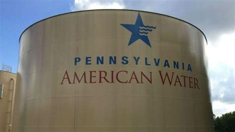 Pa American Water Pa American Water Rate Increase First In Four Years