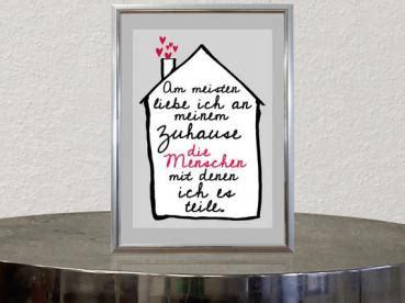 geschenkidee kunstdruck spruch familie zuhause