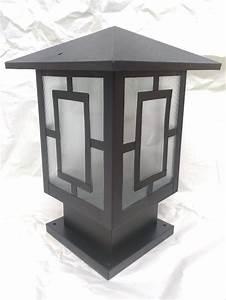 Jual Termurahh      Lampu Pilar Pagar P05 Di Lapak Adi