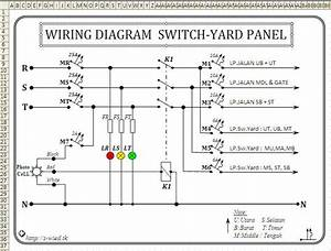 Wering Diagram Panel Listrik
