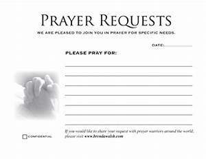 6 best images of free printable prayer card template With template for prayer cards
