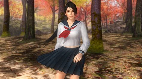school costumes in dead or alive 5 ultimate 11